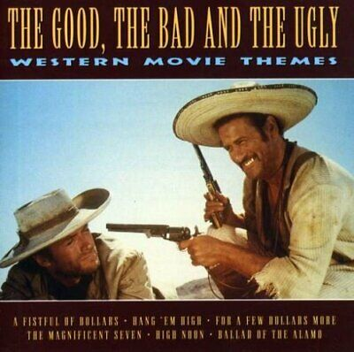 Various Artists - The Good, The Bad and The Ugly - ... - Various Artists CD JWVG