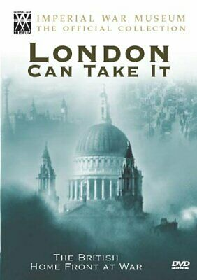 Britain's Home Front At War - London Can Take It [DVD] - DVD  COVG The Cheap
