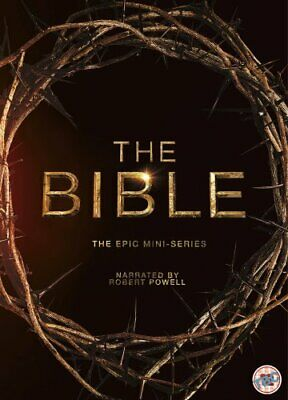 The Bible - TV Miniseries [DVD] - DVD  1OLN The Cheap Fast Free Post