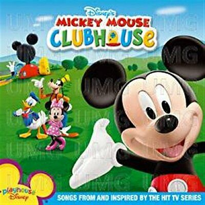 Mickey Mouse Clubhouse -  CD EEVG The Cheap Fast Free Post The Cheap Fast Free