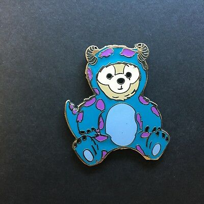 Duffy Bear as Sulley Monsters Inc. Disney Pin 96682