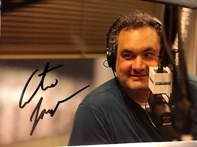 Artie Lang  Signed 4X6 photo HOWARD STERN SHOW AUTO IP