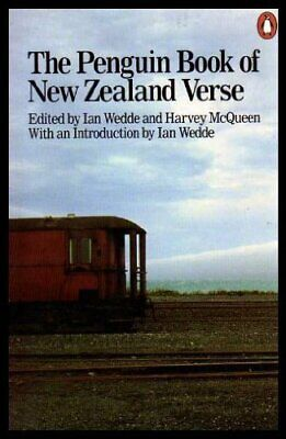 The Penguin Book of New Zealand Verse (The Penguin poets) Paperback Book The