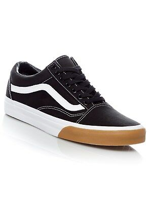 175b5798b2d8 VANS GUM BUMPER-BLACK-TRUE White Old Skool Shoe - EUR 60