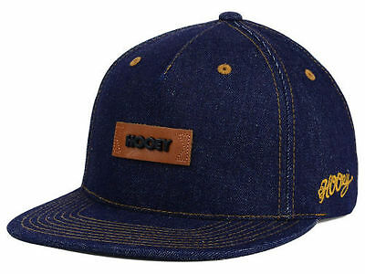172d0fc561c Get Your HOOey Western Strapback Hat   Cap Rodeo Denim   Leather