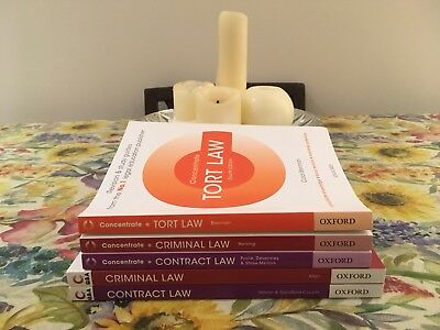 LAW BOOKS BUNDLE - 20 Books