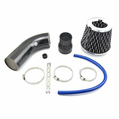 DAXGD Performance Cold Air Intake Filter Alumimum Induction Pipe Black 400771-00