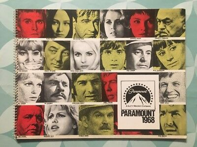 Catalogue PARAMOUNT 1968 - 28 pages