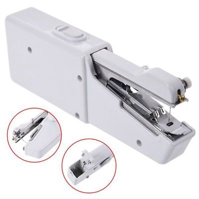 Mini Stitch Household Handheld Portable Travel Home Electric Sewing Machin L1M2