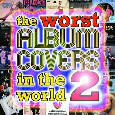 The Worst Album Covers in the World: v. 2 by DiFonzo, Nick Hardback Book The