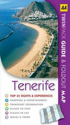 Tenerife (AA TwinPacks) by AA Publishing Paperback Book The Cheap Fast Free Post