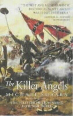 The Killer Angels: A Novel by Shaara, Michael Paperback Book The Cheap Fast Free