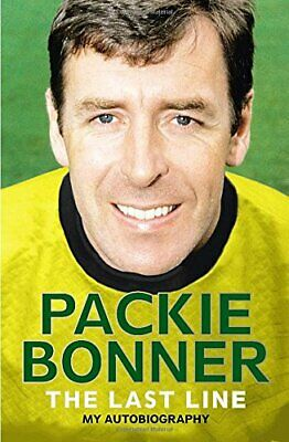 The Last Line: My Autobiography by Bonner, Packie Book The Cheap Fast Free Post