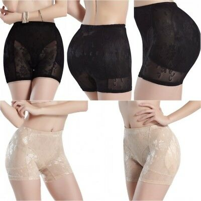 969437f747c Women Silicone Pads Buttocks and Hips Enhancer Body Shaper Pants Sexy  Underwear