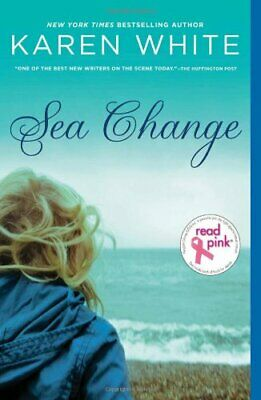 Sea Change by White, Karen Book The Cheap Fast Free Post