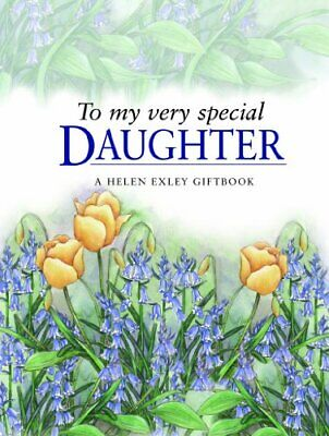To a very special Daughter (Helen Exley Giftbooks) by Pam Brown Book The Cheap