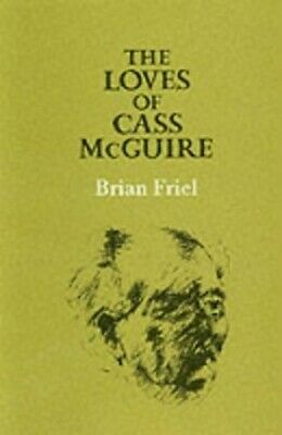 The Loves of Cass McGuire by Friel, Brian Paperback Book The Cheap Fast Free