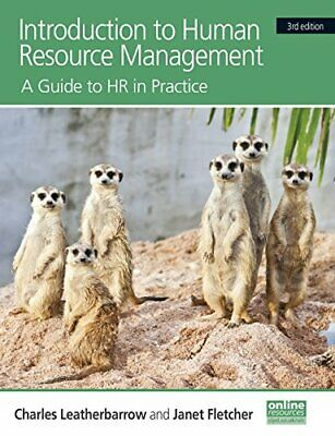 Introduction to Human Resource Management: A Guide to HR i... by Fletcher, Janet