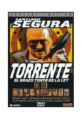 Torrente, The Stupid Arm Of The Law [DVD] - DVD  XIVG The Cheap Fast Free Post