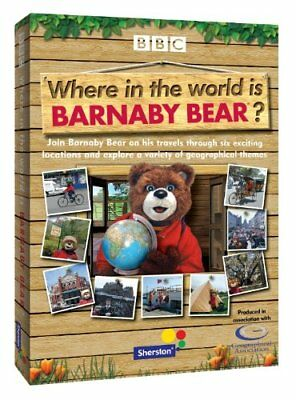 Where in the World is Barnaby Bear? - infant geography CD-... - Sherston CD O0VG
