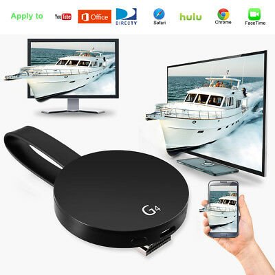 Pour Google Chromecast 2 Miracast WiFi HD 1080P Récepteur Dongle DLNA Airplay FR