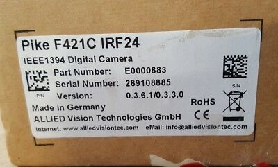 Allied Vision Technologies Pike F421C Irf24