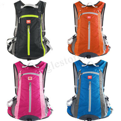 15L Outdoor Camping Travel Hiking Riding Cycling Bag Backpack Shoulder DayPack