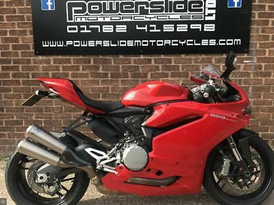 2016 Ducati 959 Panigale - Lovely low mileage example
