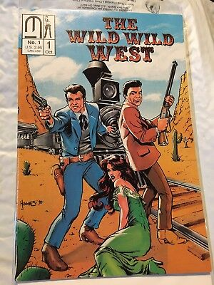 The Wild West Comics No. 1 Millennium Issue/ Great Condition