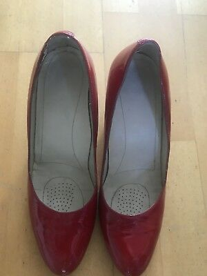 Virgin Atlantic Cabin Crew Shoes