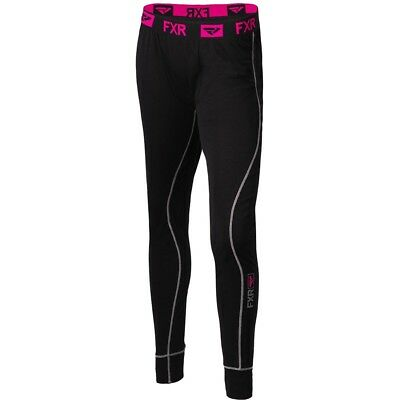 FXR Racing F19 20% Merino Vapour Womens Snowmobile Layering Pants