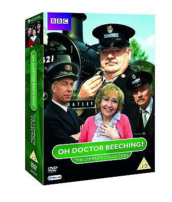 Oh Doctor Beeching Complete Collection   NEW 4 DVD SET