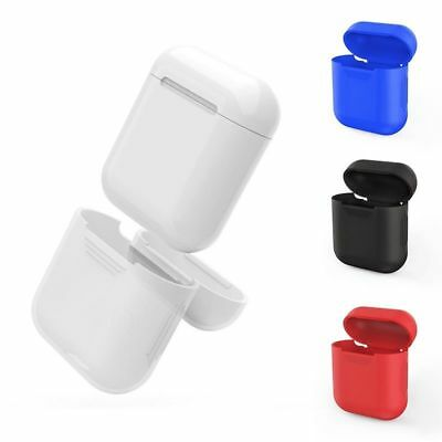 Protective Silicone Skin Cover For Apple AirPods Charging Case Modern 2 PACK**