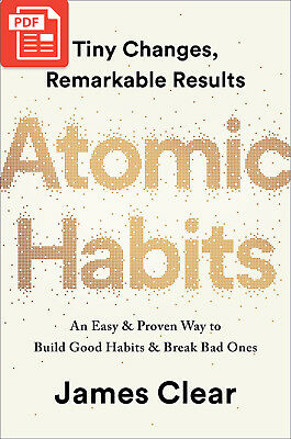 Atomic Habits: An Easy & Proven Way to Build Good Habits.. -(KINDLE,PDF,EPUB)