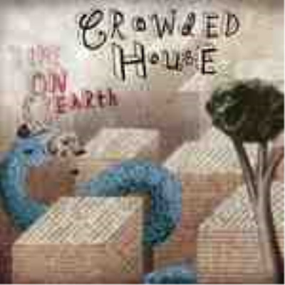 Crowded House - Time On Earth CD NEW