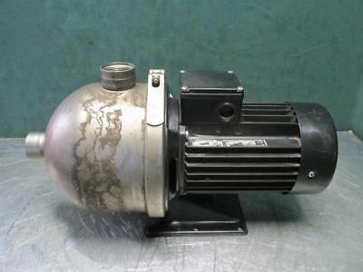 Grundfos CHI4-50 A-W-G-BQQE Stainless Steel Centrifugal Water Pump 24 GPM 3 PH