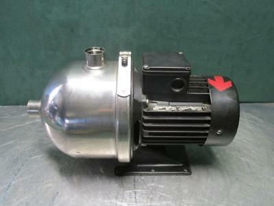 Grundfos CHI2-50 A-W-G-BQQE Stainless Steel Centrifugal Water Pump 13 GPM 3 PH
