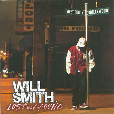 Will Smith-Lost and Found CD NEW