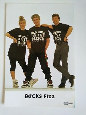 "Bucks Fizz 6x4"" promo photo 1991"