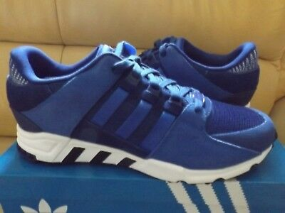 1baaf48183c3 Adidas EQT Support RF Men s Shoes Size 7 Mystery Ink Blue White BY9624 ...