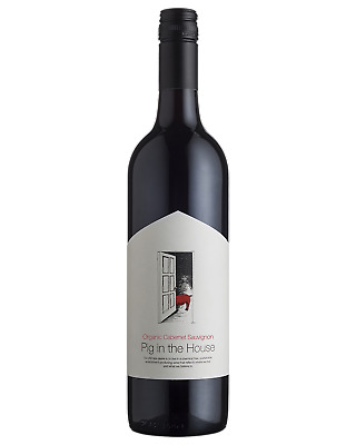 Pig In The House Shiraz Red Wine 750mL bottle