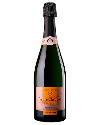 Veuve Clicquot Vintage Rose Champagne Sparkling 750mL bottle