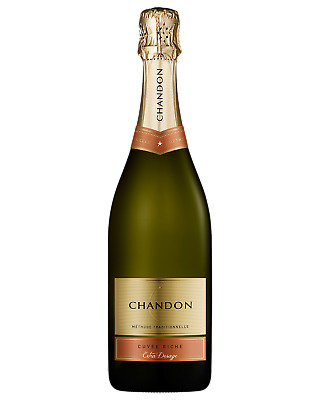 Chandon Cuvee Riche Champagne Sparkling Yarra Valley 750mL case of 6