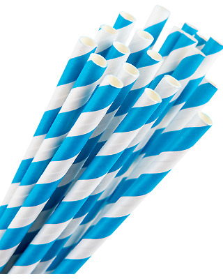 Bar Station Paper Straws 20 Pack Other Drinks pack