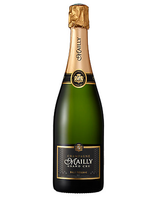 Champagne Mailly Brut Rèserve Champagne Sparkling 750mL case of 6