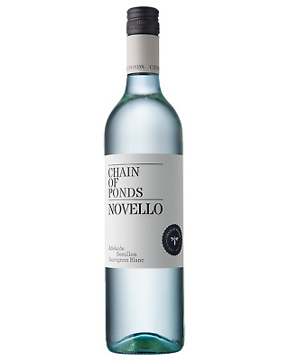 Chain Of Ponds Novello Semillon Sauvignon Blanc White Wine 750mL bottle