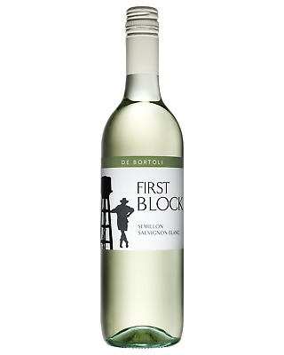 De Bortoli First Block Semillon Sauvignon Blanc White Wine 750mL bottle