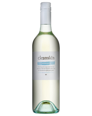 Cleanskin Moscato White Wine 750mL case of 6
