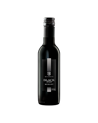 McGuigan Black Label Merlot 187mL Red Wine Hunter Valley bottle
