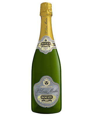 Paul Louis Martin Brut Blanc De Noirs NV Champagne Sparkling 750mL case of 6